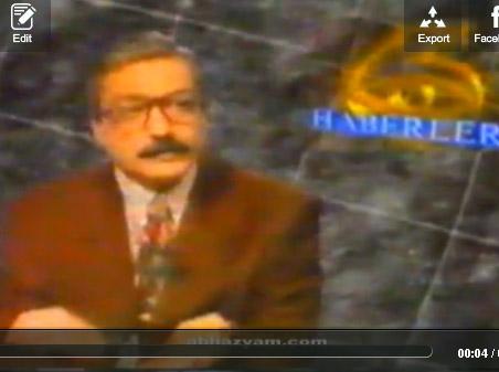 Abhazya - Gürcistan Savaşı Tv Haberleri 2. Bölüm